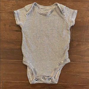 5 items/ $15 - Striped Bodysuit Onesie